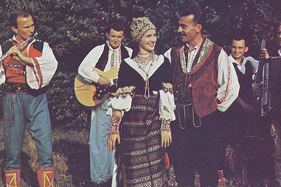 Can You Kolo? Songs and Dances from Old Yugoslavia