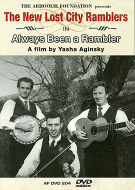 Always Been a Rambler: Celebrating 50 Years of the New Lost City Ramblers (DVD)