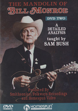 Mandolin of Bill Monroe Lesson Two (DVD)