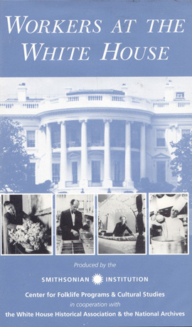 Workers at the White House (VHS)