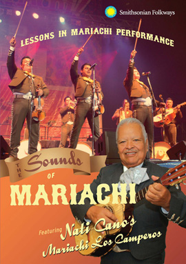 The Sounds of Mariachi: Lessons in Mariachi Performance (DVD)