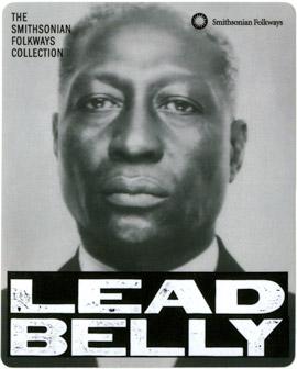 Lead Belly Sticker