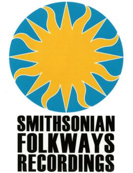 Clear Smithsonian Folkways Sticker