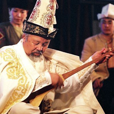 Magazine - Summer 2009 - Music of Central Asia: Tengir-Too, Mountain Music of Kyrgyzstan and Classical Music of the Tajiks and Uzbeks