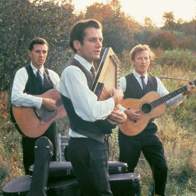 Magazine - Fall 2009 - The New Lost City Ramblers: 50 Years of Folk
