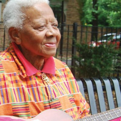 Magazine - Winter 2011 - Ella Jenkins: A Life of Song