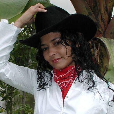 Ana Veydó: Colombian joropo vocalist