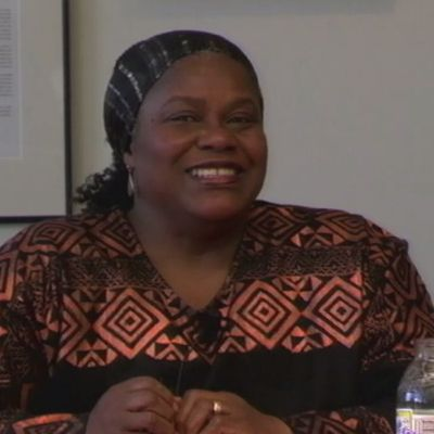 Bernice Johnson Reagon: Civil Rights song leader