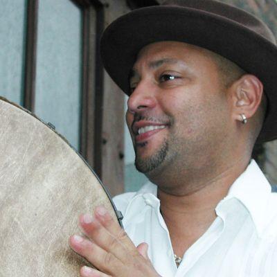 Tito Matos: Puerto Rican plena drummer