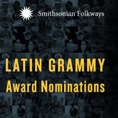 LATIN GRAMMY Award Nominations