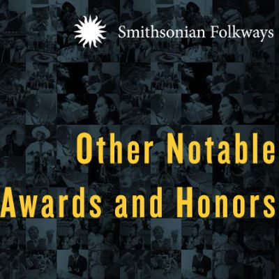 Other Notable Awards and Honors