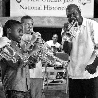 The Last Brass Band? Musical Mentorship and Social Justice Organizing | Smithsonian Folkways Magazine