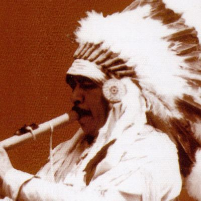 American Indian Flute Music from Smithsonian Folkways