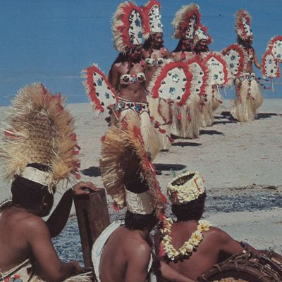 Songs from Polynesia from Smithsonian Folkways