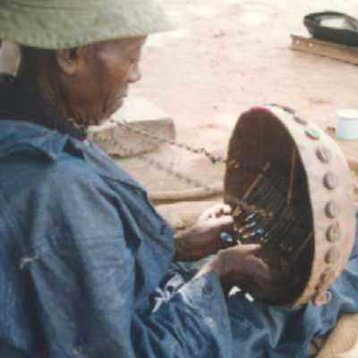 Songs Featuring the Mbira from Smithsonian Folkways