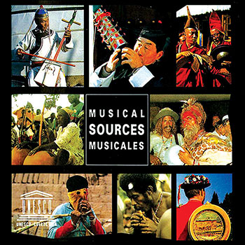 UNESCO Collection of Traditional Music Sampler