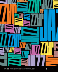 JAZZ: The Smithsonian Anthology Poster
