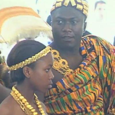 Ghanaian durbar ceremony