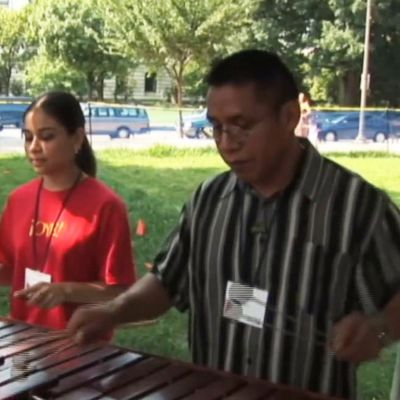 Carlos Mejía Discusses Marimba Traditions