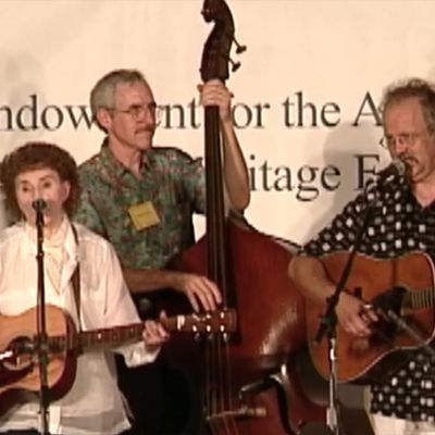 """West Virginia, My Home"" by Hazel Dickens at 2003 Smithsonian Folklife Festival"