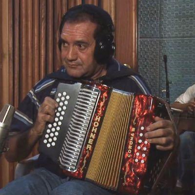 """Música vallenata: Ivo Díaz interprets """"Paseo"""" by Leandro Díaz"""