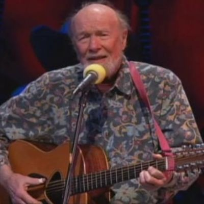 Pete Seeger Tribute to Ella Jenkins at Music Center at Strathmore 2005