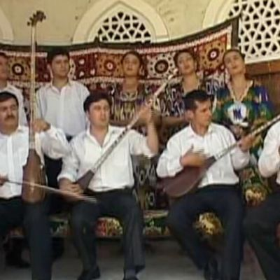 Revitalizing Shashmaqâm: Court Music of Central Asia