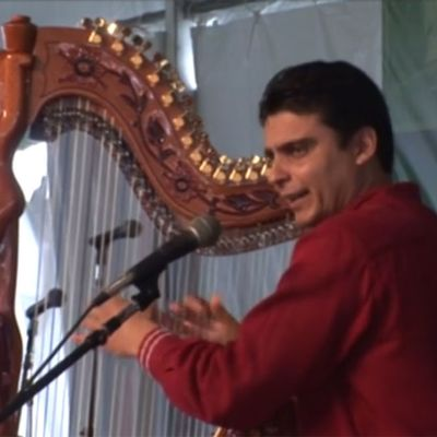 Marcelo Rojas and Álvaro Marazzi Perform at 2009 smithsonian Folklife Festival