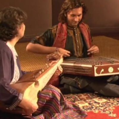 "Making of the album ""In the Footsteps of Babur"""