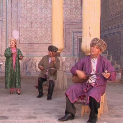 Popular Classics from Bukhara and Beyond