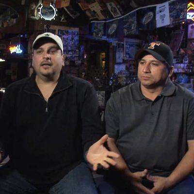 """Los Texmaniacs perform """"Ay te dejo en San Antonio"""""""