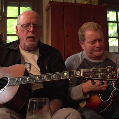 """Through the Bottom of the Glass"" by The Seldom Scene from <i>Long Time…Seldom Scene</i>"
