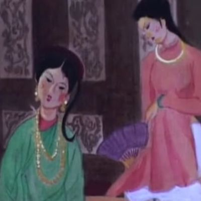 """""""Guri Thu"""" (sending a letter) by the Ca Trù Thái Hà Ensemble"""