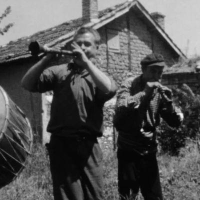 Rare footage of Romani band in Macedonia, 1968