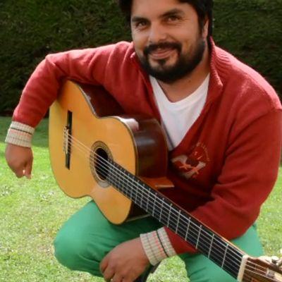 """Música Andina in Colombia- """"El Tato"""""""